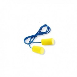 200 inserti auricolari e-a-r classic con cordicella cc-01-000 3M. La morbida