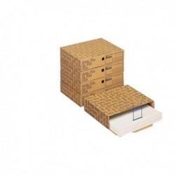 Scatola archivio Data File (402) 39x8x30.5 cm ACCO (conf. 6 Pz) KING MEC 40200