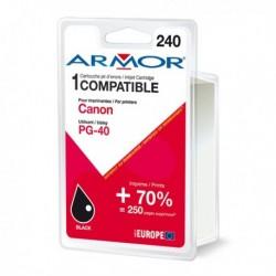Cartuccia Compatibile NERA per CANON PIXMA IP1200, IP1300, IP1700, IP2200, IP250