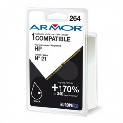 Cartuccia Compatibile NERA per HP N 21 PSC 1410, 1415, Deskjet F380, D1360