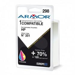 Cartuccia Compatibile NERA per HP Deskjet D2560, F4280 Durata: 21 ml - ARMOR
