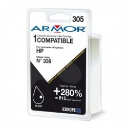 Cartuccia Compatibile Nero HP N 336 per DeskJet 5440, PSC1510 - Doppia Capacita'