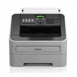 Fax Laser Mono BROTHER FAX-2940 con modem da 33.600 bps, interfaccia USB e ADF.
