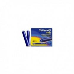 Cartucce Inchiostro Stilografica TP/6 ROSA - PELIKAN 4001 (6 Pz)