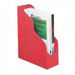 Portariviste Magazine Jumbo REXEL - ROSSO - 25x32x10 cm - 00049111