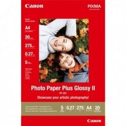 CANON 2311B019 Risma 20 Fg. A4 260 gr. Carta BJ Media Paper PH PP-201.