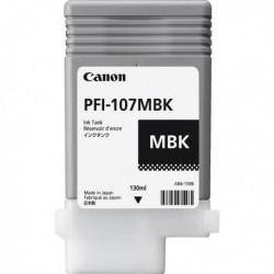 Cartuccia Originale CANON PFI-107MBK 6704B001 NERO MATTE 130 ml.