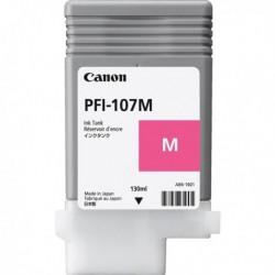 Cartuccia Originale CANON PFI-107M 6707B001 MAGENTA 130 ml.