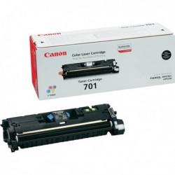Originale CANON 9287A003 Toner Alta Resa 701BK NERO per LBP 52X, i-Sensys MF8180