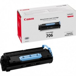 Originale CANON 0264B002 Toner CRG 706 NERO per i-Sensys MF6530, MF6540PL