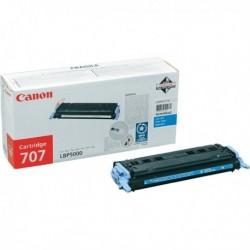 Originale CANON 9423A004 Toner 707 C CIANO per i-Sensys LBP5000, LBP5100.