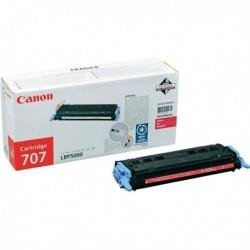 Originale CANON 9422A004 Toner 707 M MAGENTA per i-Sensys LBP5000, LBP5100.