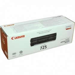 Originale CANON 3484B002 Toner CRG 725 NERO per i-Sensys LBP6000, LBP6000BK