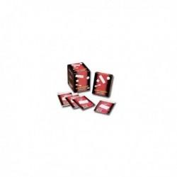 Etichetta Adesiva 14x14 mm. Bianca (10 Fg. X 63 Et/Fg) (25 Conf.)