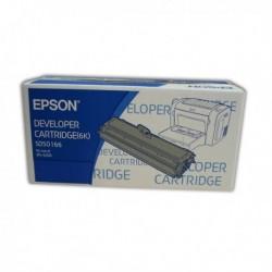 Originale EPSON C13S050166 Developer NERO per EPL-6200, EPL-6200DT, EPL-6200DTN