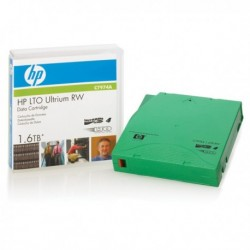 Cartuccia dati HP Ultrium LTO4 1.6TB RW C7974A.