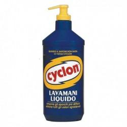 Liquido Lavamani al Limone - 500 ml. - CYCLON M76057. Il lavamani liquido, grazi