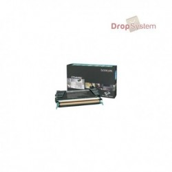 Originale LEXMARK C734A1KG Toner NERO return program per C734DN, C734DTN, C734DW