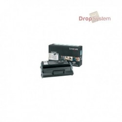 Originale LEXMARK 12A7400 Toner NERO return program per E321 E323. Durata: 3,000