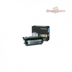 Originale LEXMARK 12A7460 Toner NERO return program per T630, T630 VE, T630DN