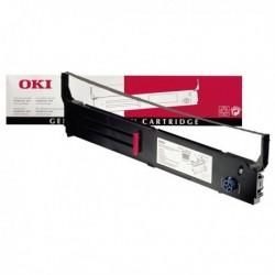 Originale OKI 40629303 Nastro NERO per Microline 4410. Durata: 15 Milioni di car