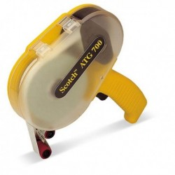 Dispenser SCOTCH ATG 700 impugnatura in plastica per nastri lungo metraggi