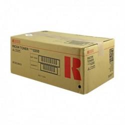 Originale RICOH 888087 Toner NERO Type 1220D K117 per Aficio 1015, 1018, 1113