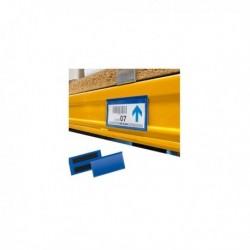 50 Buste Identificazione Magnetiche 150x67 mm Art.1742 DURABLE