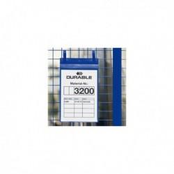 50 Buste Identificazione con Fascette 210x297 mm (A4-Vert.) Art.1750 DURABLE