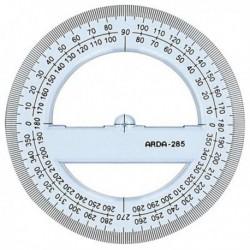 Linea UNI ARDA - Goniometro 360 - 12 cm - 285SS Realizzato in materia plastica
