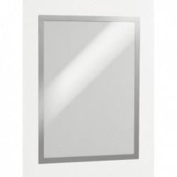 Cornice Magnetica Duraframe A3 29.7x42 cm Silver DURABLE (2 Pz)