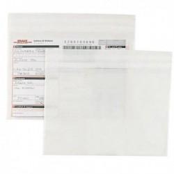 Buste adesive Speedy Doc C4 310x230 mm. FAVORIT (50 Pz) politene semitrasparente