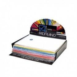 Confezione 10 Fg. Cartoncino 35x50 cm 220 gr. - ONICE - Cartacrea FABRIANO
