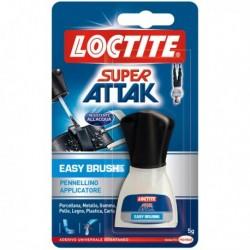 Adesivo Super Attak Easy Brush - 5 gr. - LOCTITE 1604956 Adesivo universale