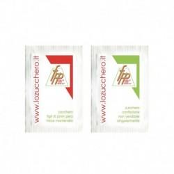 Zucchero semolato - 200 bustine monoporzione da 5 gr cadauna - FPP