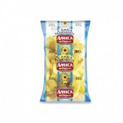Patatina classica - 500 gr - Amica Chips - conf. 5 pezzi