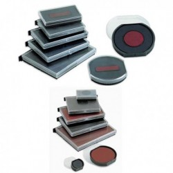 Tampone COLOP E/20 ROSSO Cuscinetto inchiostrato per Printer 20 (5 Pz)