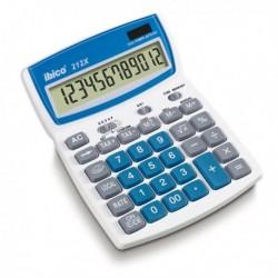 Calcolatrice da tavolo 212X IBICO - IB410086 Display LCD a 12 cifre orientabile