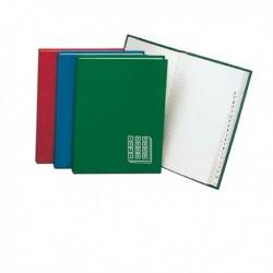 Rubrica telefonica cartonata - A5 - 1 rigo - 96 Fg. BLASETTI 1372