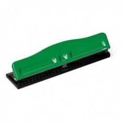 Perforatore 4 fori passo 6-8 LEBEZ 840 Max 8 Fg. Perforatore in acciaio a 4 fori