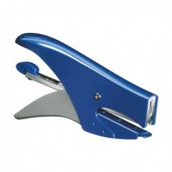 Cucitrice a pinza 5547 LEITZ - BLU metallizzato - 55470033 Cucitrice ergonomica
