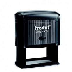 Timbro autoinchiostrante TRODAT Printy 4926 75x38 mm. Personalizzabile
