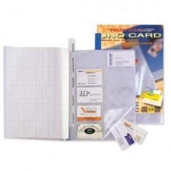Quaderno Raccoglitore Portascheda Telefonica UNO CARD 21x29.7 cm (A4) SEI ROTA