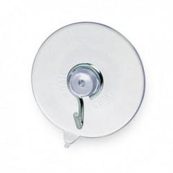 Scatola 144 Ventose diametro 4 cm con gancio in metallo LEBEZ 670