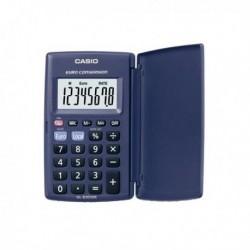 Calcolatrice HL-820 WER 8 cifre Tascabile CASIO Ampio Display 8 cifre