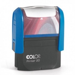 Timbro New Printer 20 14x38 mm. Autoinchiostrante COLOP Personalizzabile