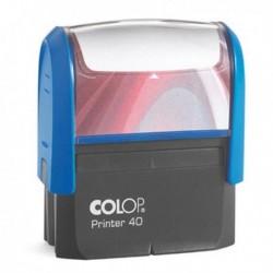 Timbro New Printer 40 23x59 mm. Autoinchiostrante COLOP Personalizzabile