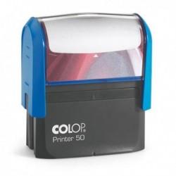 Timbro New Printer 50 30x69 mm. Autoinchiostrante COLOP Personalizzabile