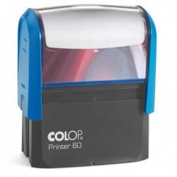 Timbro New Printer 60 - 37x76 mm. Autoinchiostrante COLOP. Personalizzabile