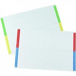 Cartoncino per cartelle sospese Pack 10 Fg. A4 da 32 cartoncini 310 mm